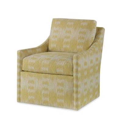 Highland House Truman Swivel Chair