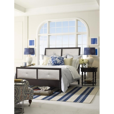 Barclay Butera Lana King Upholstered Bed