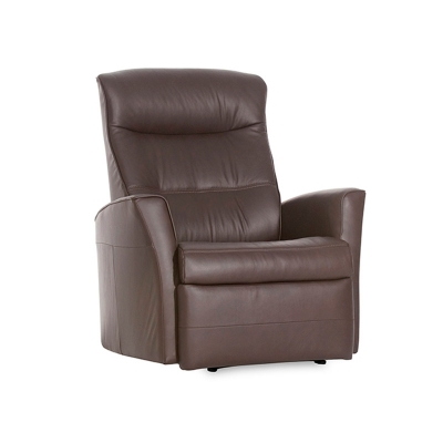 Img rg 321 crown manual relaxer with lock with chaise for Furniture 321