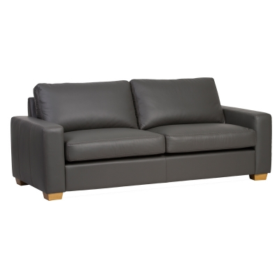 IMG Leather Sofa