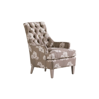 Jessica Charles Tufted Chair
