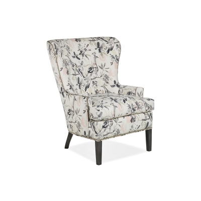 Jessica Charles Button Back Chair