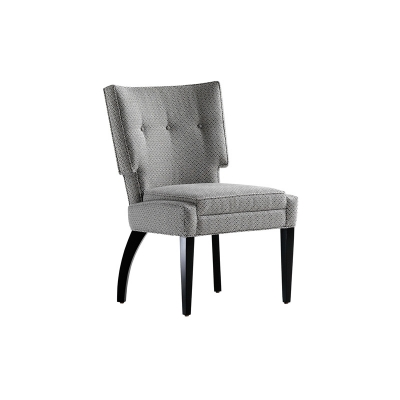 Jessica Charles 1959 T Jordan Tufted Dining Chair Discount