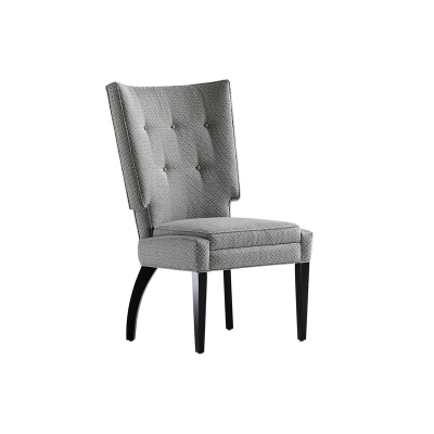 Jessica Charles 1960 T Jordan Tufted Dining Chair Discount