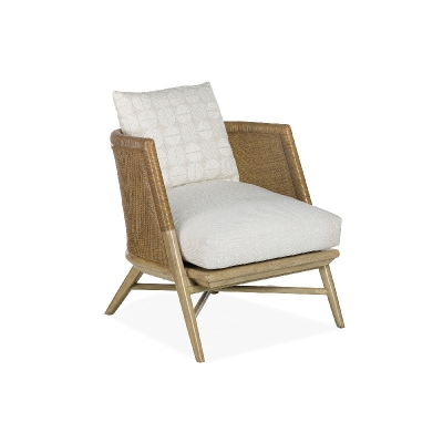 Jessica Charles Wicker Chair