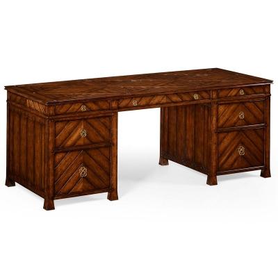 Jonathan Charles Parquet Partners Style Desk