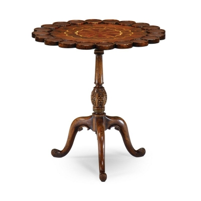 Jonathan Charles George I Oyster Round Table