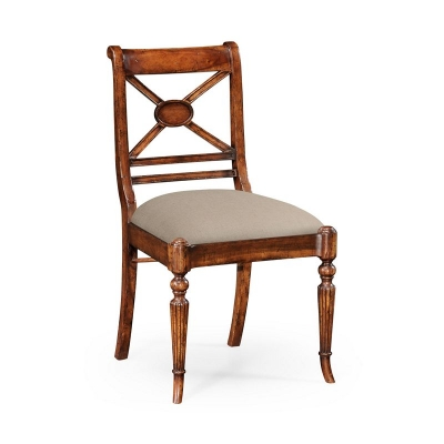 Jonathan Charles Consulate Generals Side Chair