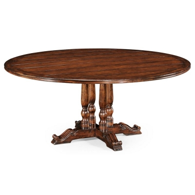 Jonathan Charles 70 inch French Round Country Dining Table