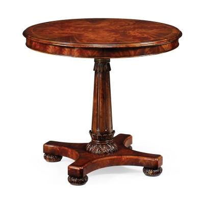 Jonathan Charles 32 inch William IV Mahogany Breakfast Table