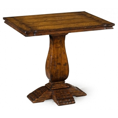 Jonathan Charles Walnut Side Table