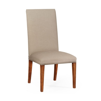 Jonathan Charles Fully Upholstered Dining Chair Side