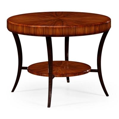 Jonathan Charles Art Deco Centre Table High Lustre