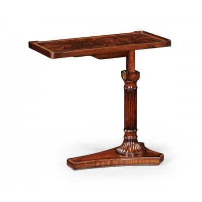 Jonathan Charles Mahogany Adjustable Sofa Bed Table