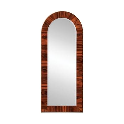 Jonathan Charles Full Length Mirror Satin