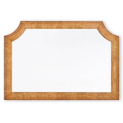 Jonathan Charles Biedermeier Style Overmantle Mirror