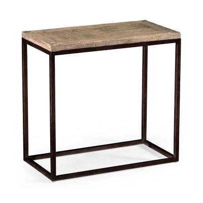 Jonathan Charles Limed Oak Side Table