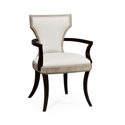 Jonathan Charles Opera Art Deco Armchair