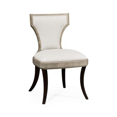 Jonathan Charles Opera Art Deco Side Chair