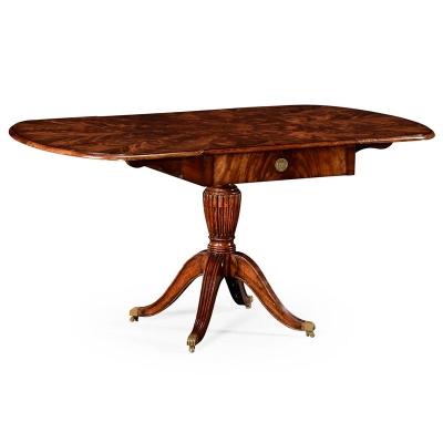 Jonathan Charles Mahogany Pembroke Sofa Table