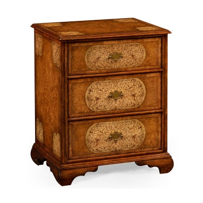 Jonathan Charles Small Seaweed Chest of Drawers