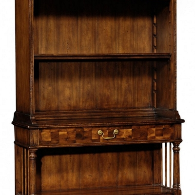 Jonathan Charles Oyster Tall Bookcase