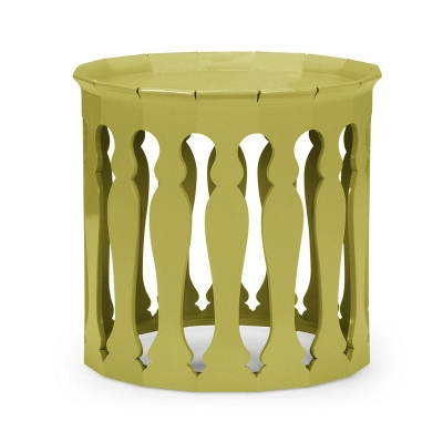 Jonathan Charles Moorish Sofa Tables