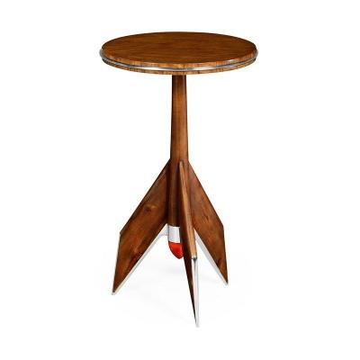 Jonathan Charles Tailfin Lamp Table