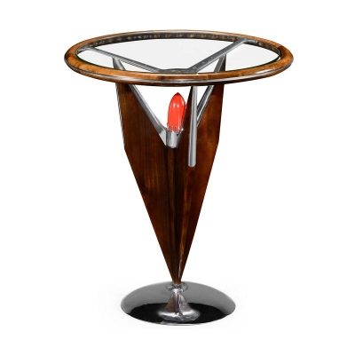 Jonathan Charles Tailfin Side Table