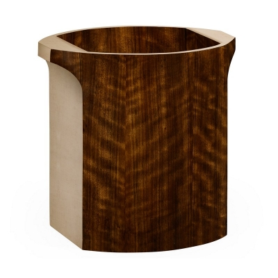 Jonathan Charles Cosmo Waste Basket Ivory Colour
