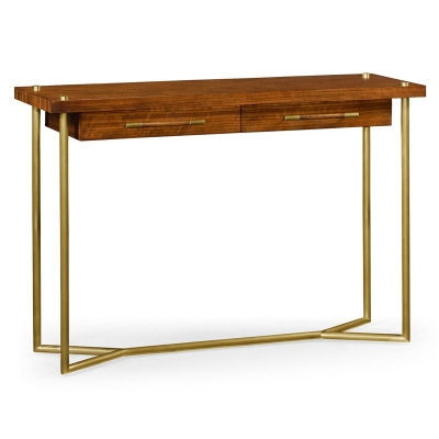 Jonathan Charles Mid Century Console Table