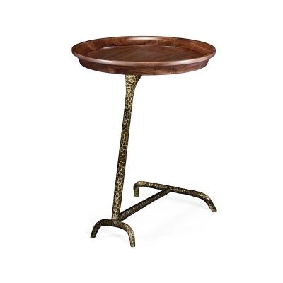 Jonathan Charles Unusual Circular Side Table
