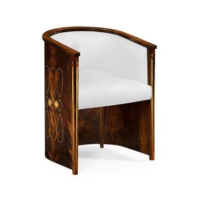 Jonathan Charles Knightbridge Dining Chair Upholstered