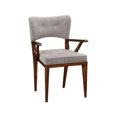 Jonathan Charles Marlene Arm Chair