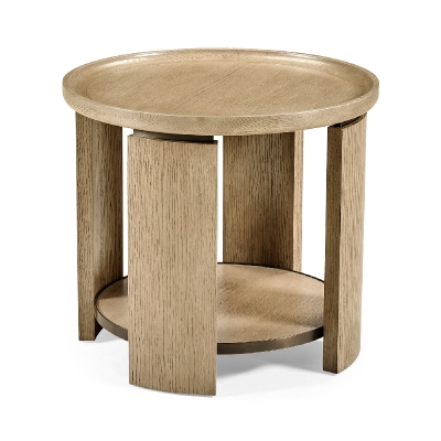 Jonathan Charles Round Side Table