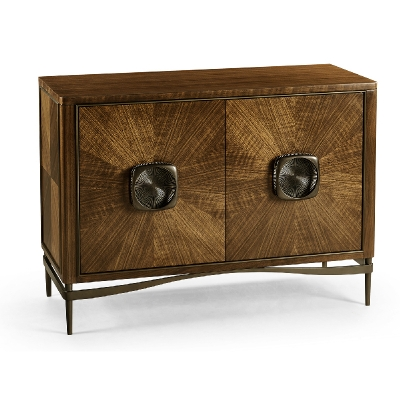 Jonathan Charles Two Door Accent Cabinet