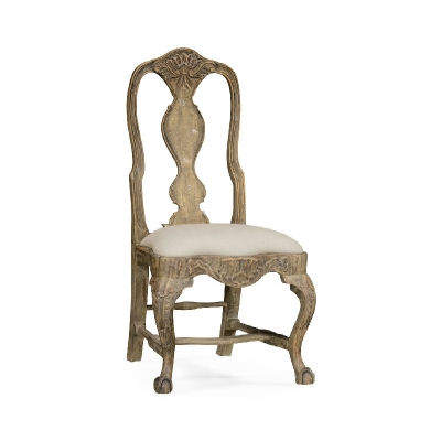 Jonathan Charles Jacob Country Distressed Dining Chair