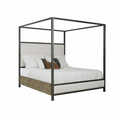 Kincaid Shelley Canopy California King Bed Complete