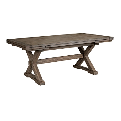 Kincaid Saw Buck Dining Table