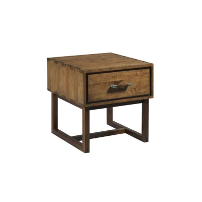 Kincaid Woodworker Drawer End Table