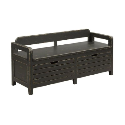 Kincaid Engold Bed End Bench Anvil Finish