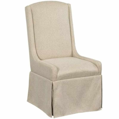 Kincaid Barrier Slip Covered Dining Chair