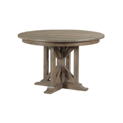 Kincaid Manning Round Dining Table Complete