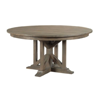 Kincaid Rogers Round Dining Table Complete