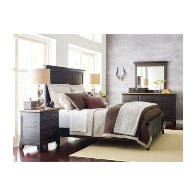 Kincaid Jessup Panel King Bed Complete