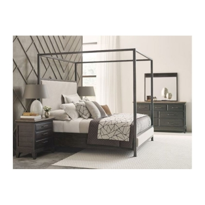 Kincaid Shelley Canopy Queen Bed Complete