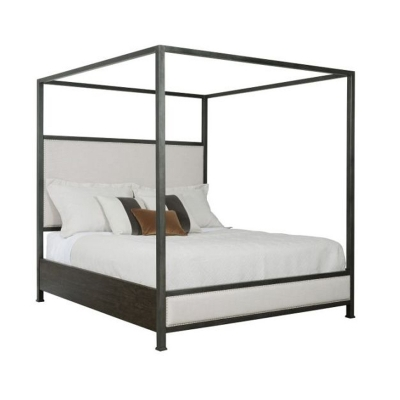 Kincaid Shelley Canopy King Bed Complete