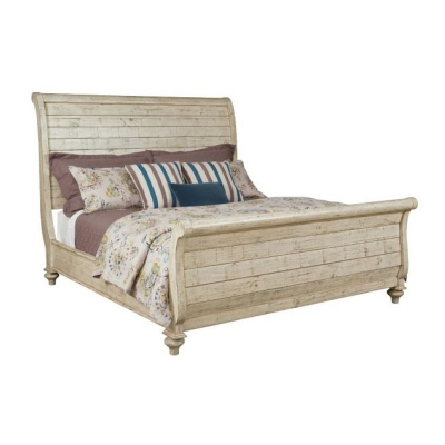 Kincaid Lynton Sleigh Queen Bed Complete