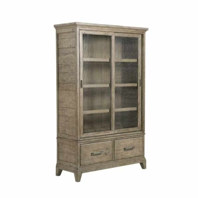Kincaid Darby Display Cabinet Complete