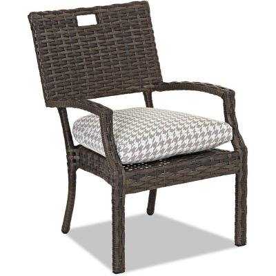 Klaussner Outdoor Stackable Dining Chair